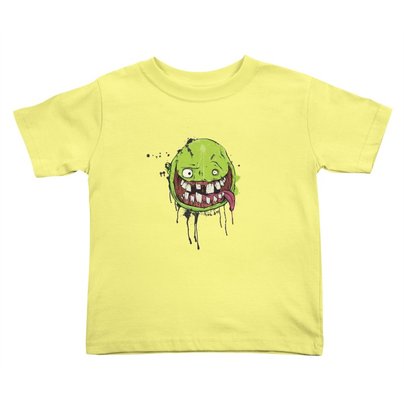Happy Kids Toddler T-Shirt by Tail Jar's Artist Shop