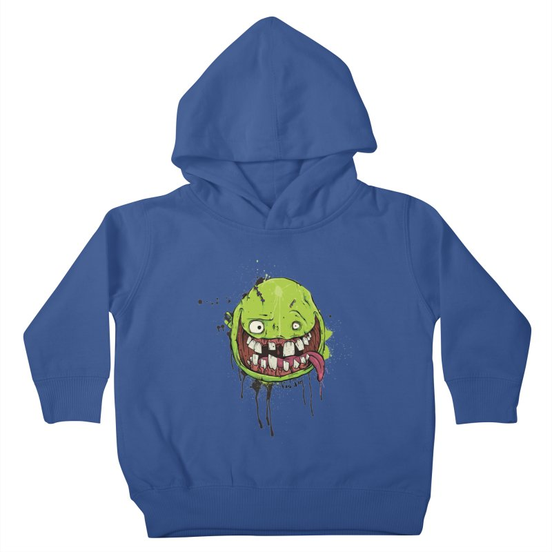 Happy Kids Toddler Pullover Hoody by Tail Jar's Artist Shop