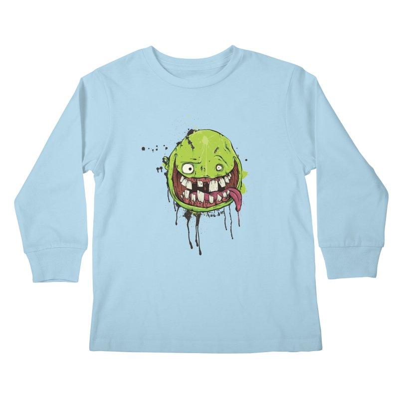 Happy Kids Longsleeve T-Shirt by Tail Jar's Artist Shop