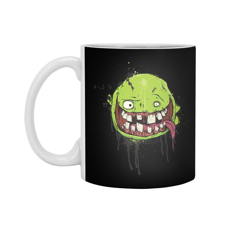 Happy Accessories Mug by Tail Jar's Artist Shop