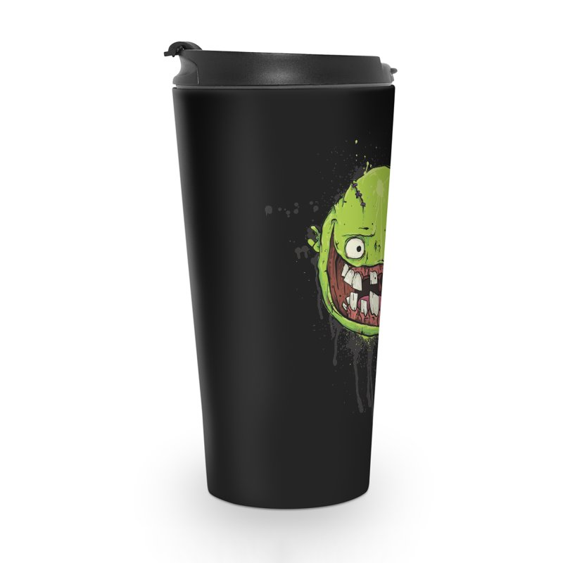 Happy Accessories Travel Mug by Tail Jar's Artist Shop