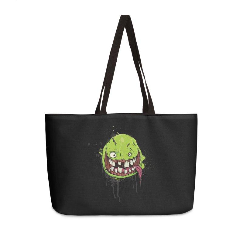 Happy Accessories Weekender Bag Bag by Tail Jar's Artist Shop