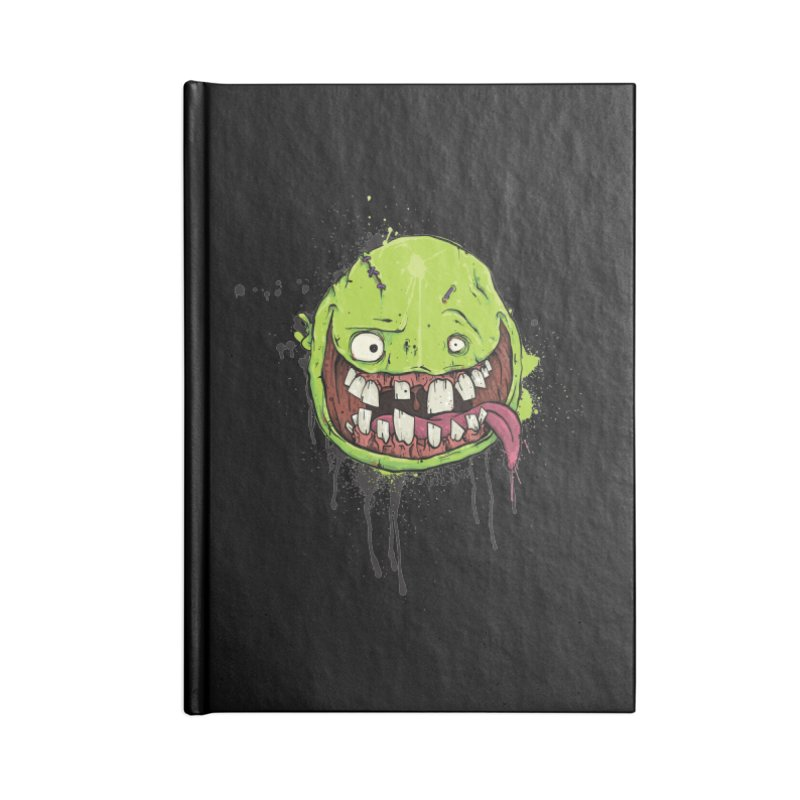 Happy Accessories Blank Journal Notebook by Tail Jar's Artist Shop