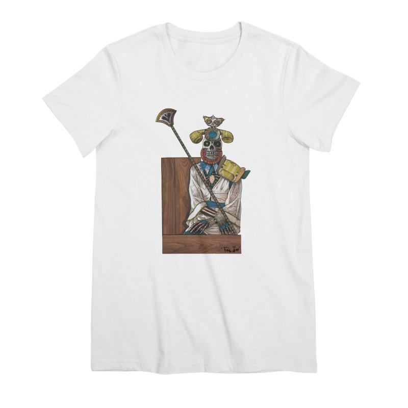 Empress Women's Premium T-Shirt by Tail Jar's Artist Shop