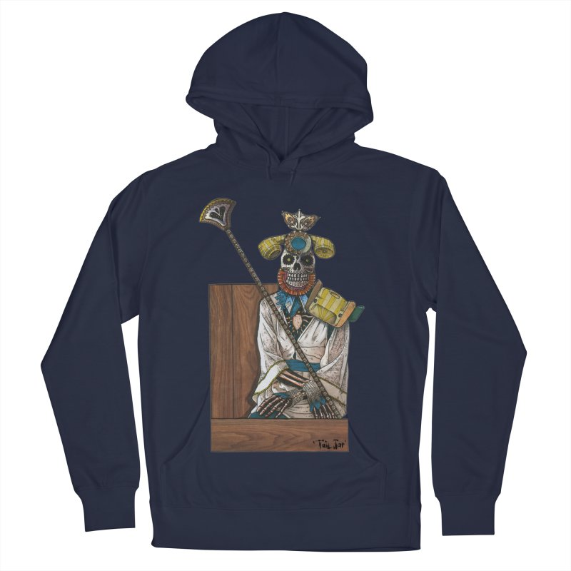 Empress Women's French Terry Pullover Hoody by Tail Jar's Artist Shop
