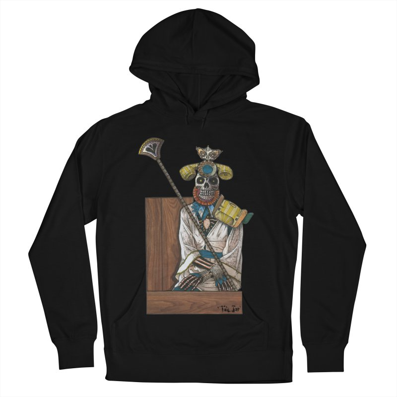 Empress Men's French Terry Pullover Hoody by Tail Jar's Artist Shop