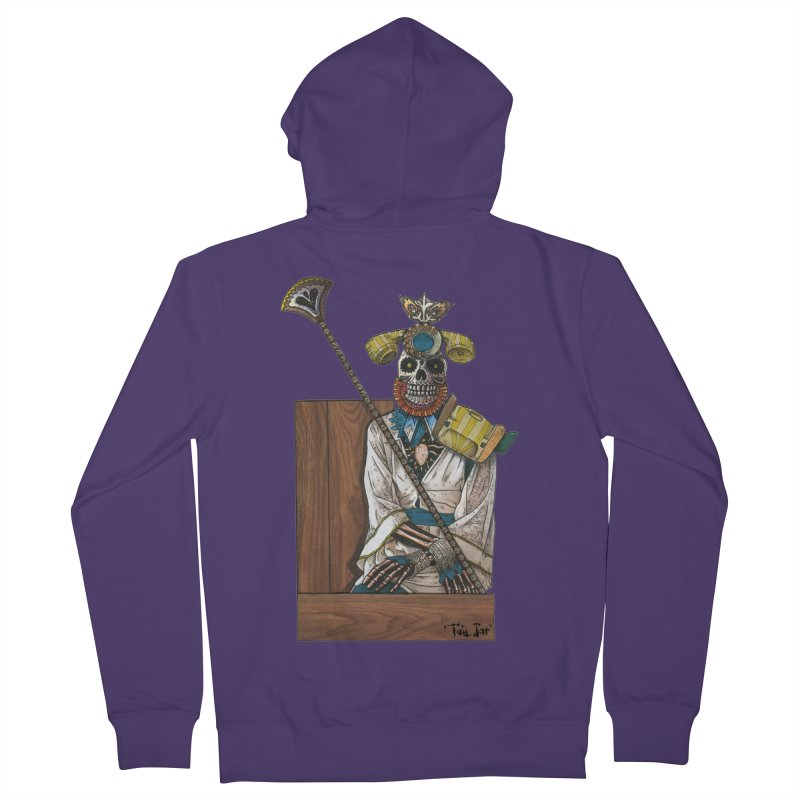 Empress Women's French Terry Zip-Up Hoody by Tail Jar's Artist Shop