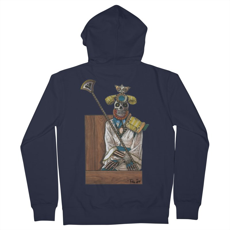 Empress Men's French Terry Zip-Up Hoody by Tail Jar's Artist Shop