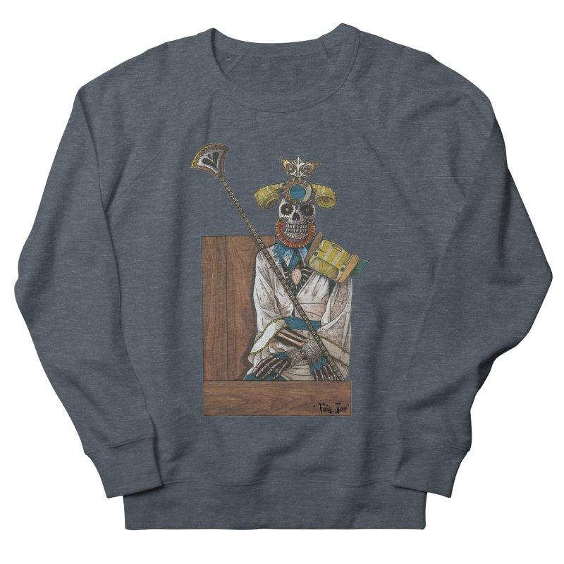 Empress Women's French Terry Sweatshirt by Tail Jar's Artist Shop