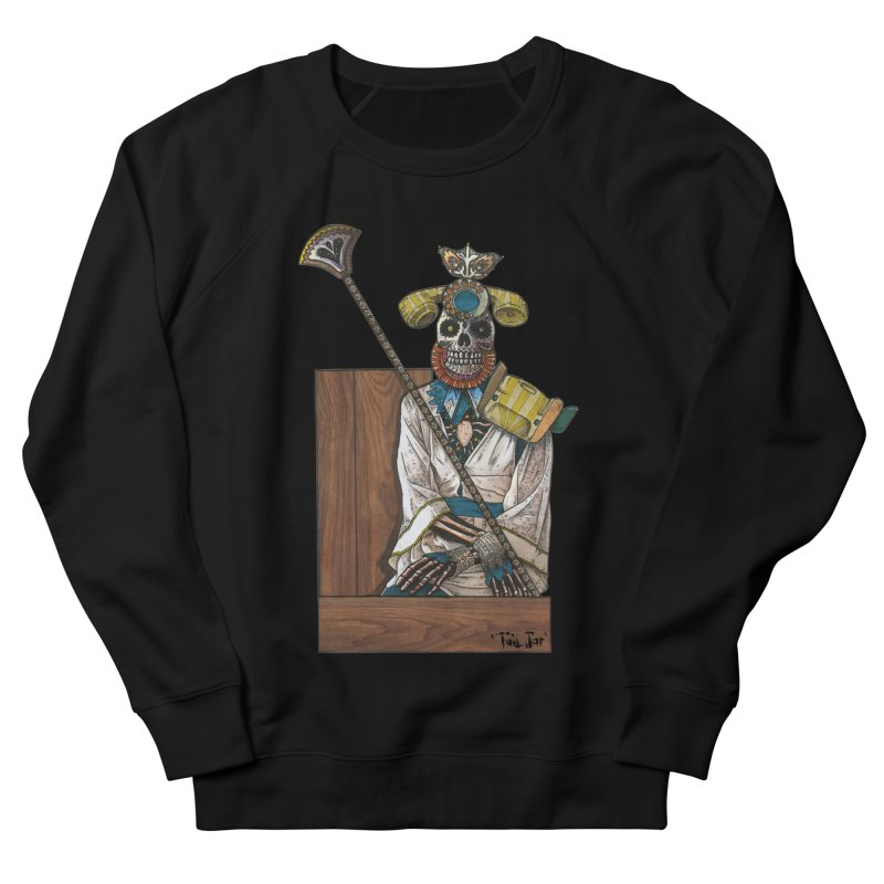 Empress Women's French Terry Sweatshirt by Tail Jar's Artist Shop