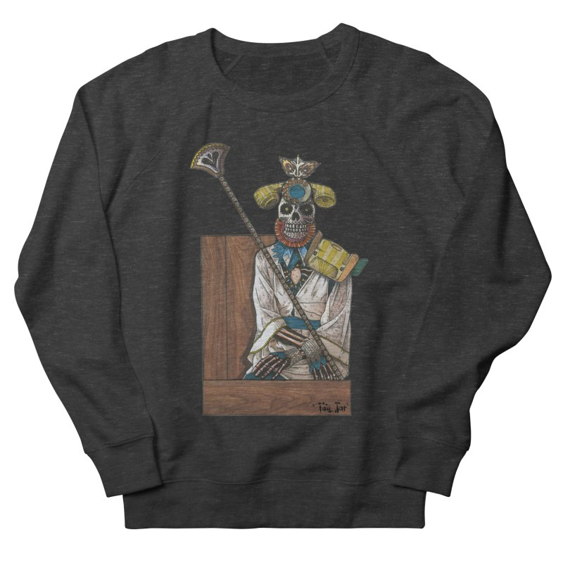 Empress Men's French Terry Sweatshirt by Tail Jar's Artist Shop