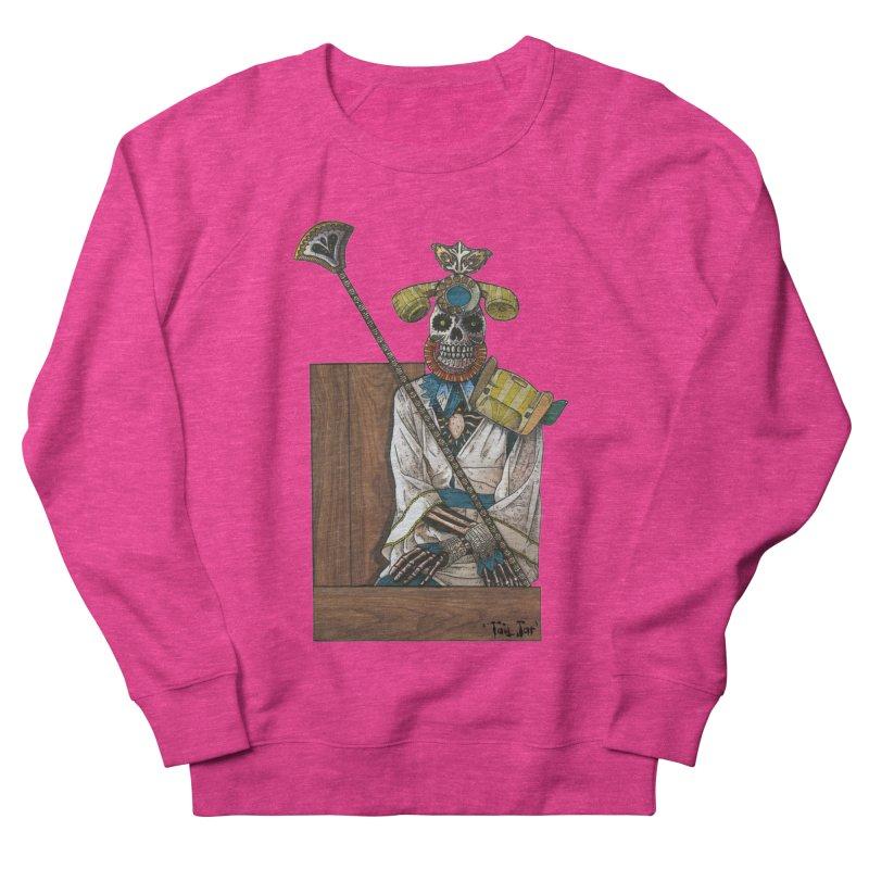 Empress Men's French Terry Sweatshirt by Tail Jar's Artist Shop