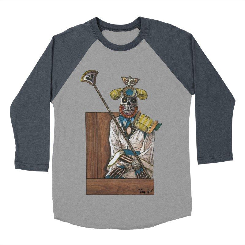 Empress Women's Baseball Triblend Longsleeve T-Shirt by Tail Jar's Artist Shop