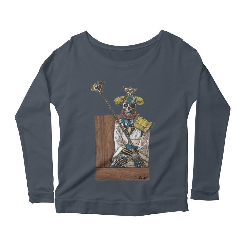 Empress Women's Scoop Neck Longsleeve T-Shirt by Tail Jar's Artist Shop