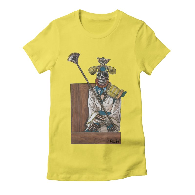Empress Women's Fitted T-Shirt by Tail Jar's Artist Shop