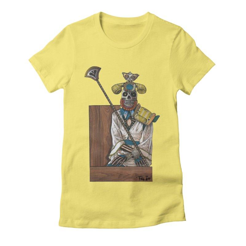 Empress Women's Fitted T-Shirt by Tail Jar's Artist Shop