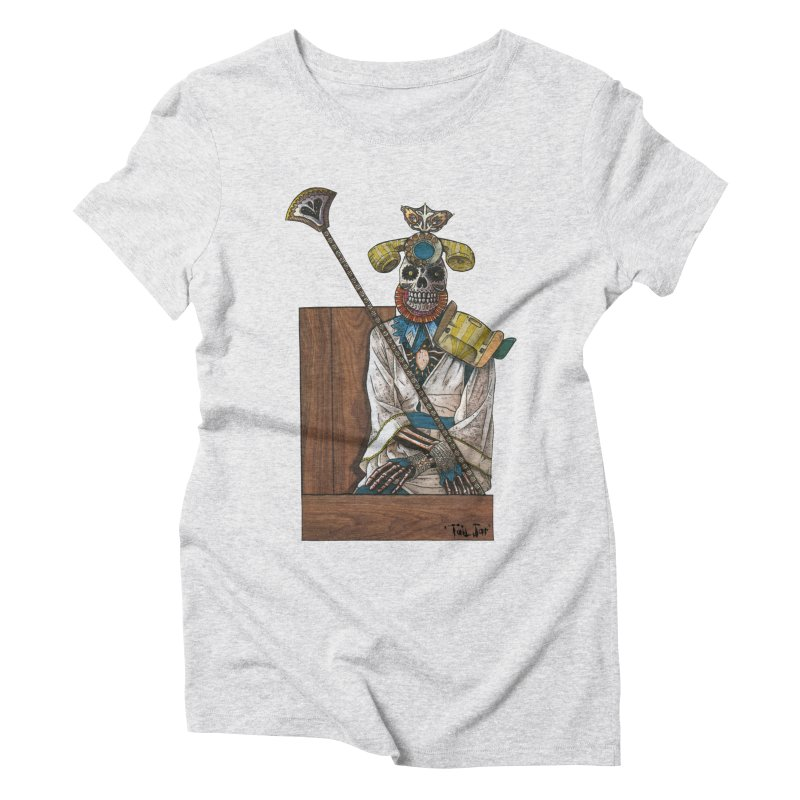 Empress Women's Triblend T-Shirt by Tail Jar's Artist Shop