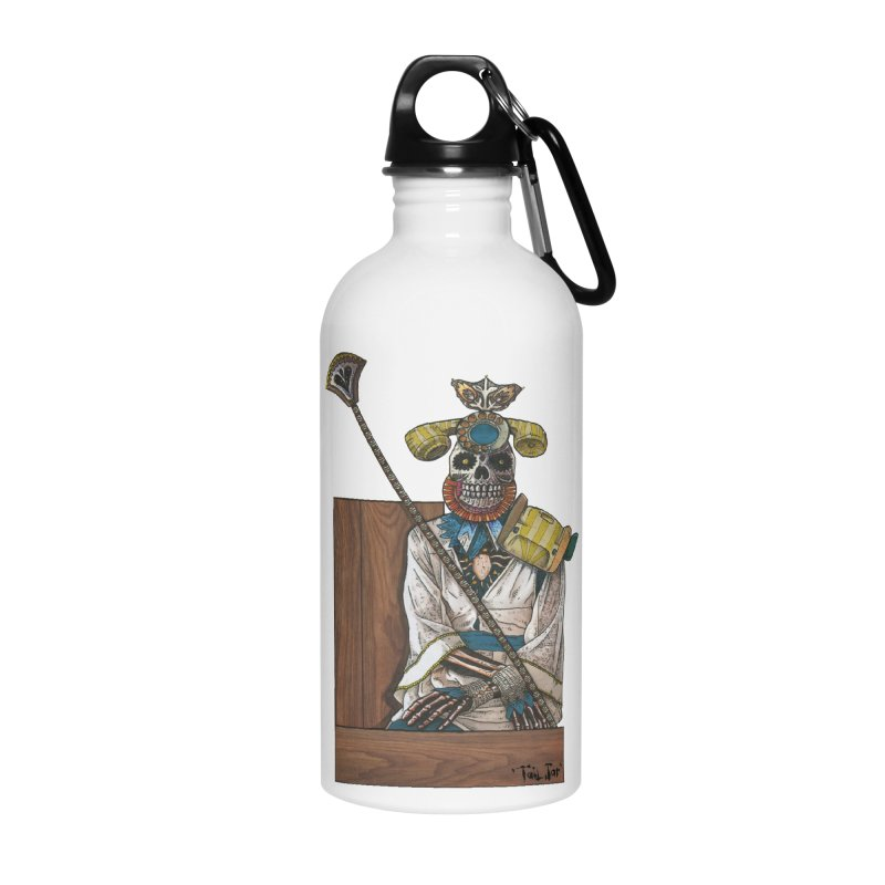 Empress Accessories Water Bottle by Tail Jar's Artist Shop