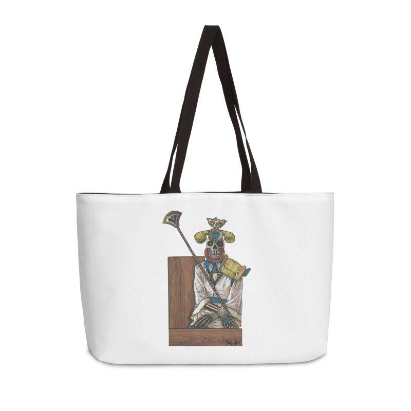 Empress Accessories Weekender Bag Bag by Tail Jar's Artist Shop