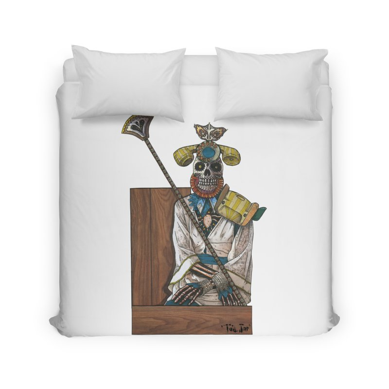 Empress Home Duvet by Tail Jar's Artist Shop