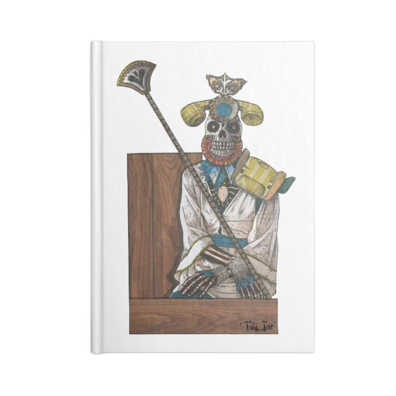 Empress Accessories Blank Journal Notebook by Tail Jar's Artist Shop