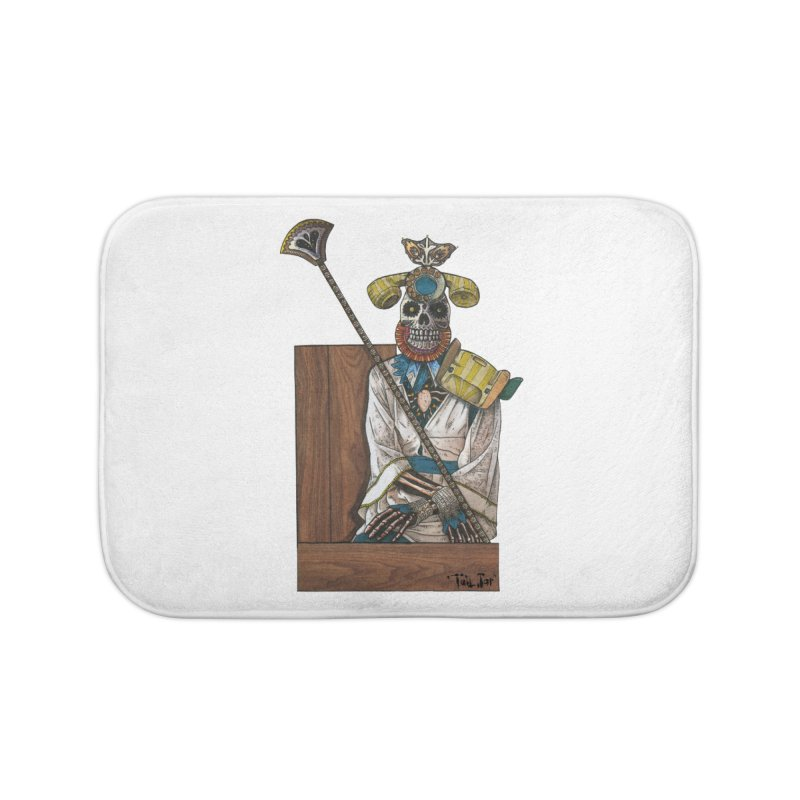 Empress Home Bath Mat by Tail Jar's Artist Shop