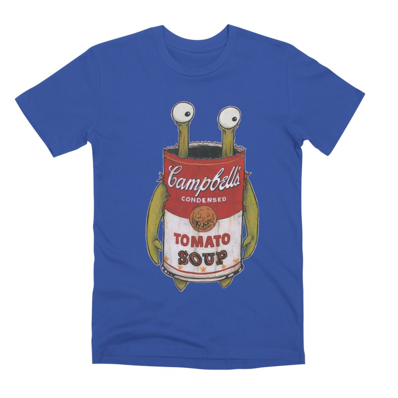 Andy Men's Premium T-Shirt by Tail Jar's Artist Shop