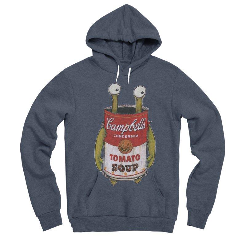 Andy Men's Sponge Fleece Pullover Hoody by Tail Jar's Artist Shop