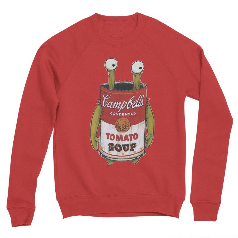 Andy Men's Sponge Fleece Sweatshirt by Tail Jar's Artist Shop