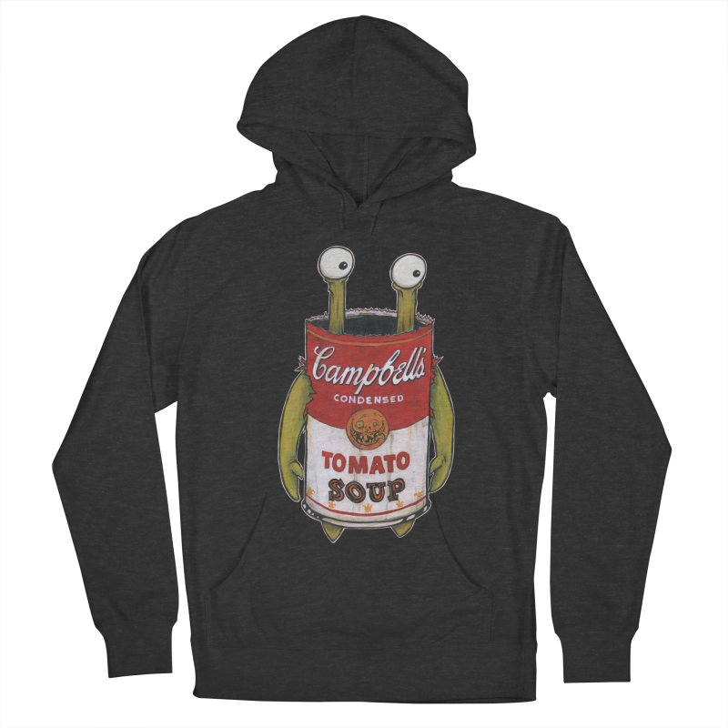 Andy Women's French Terry Pullover Hoody by Tail Jar's Artist Shop