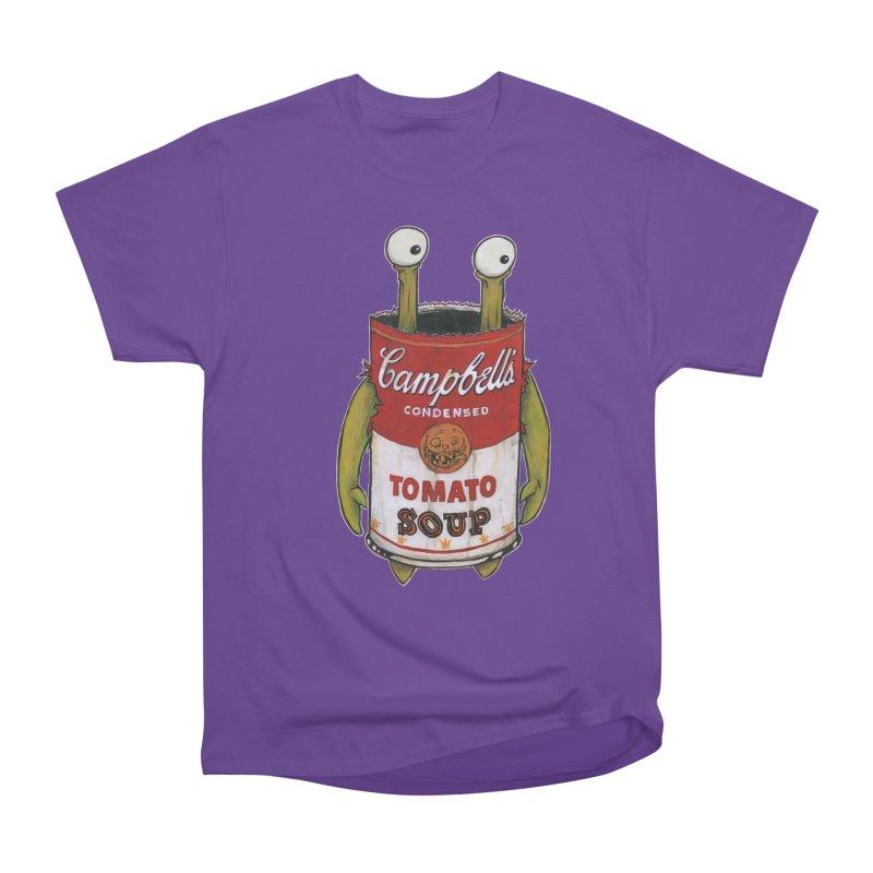 Andy Men's Heavyweight T-Shirt by Tail Jar's Artist Shop