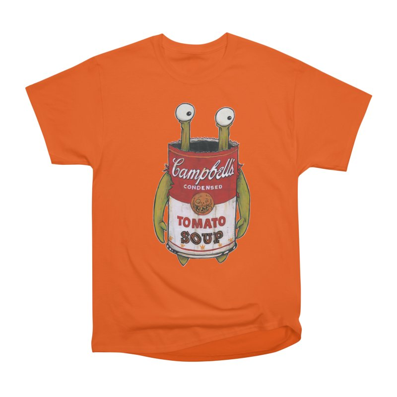 Andy Women's Heavyweight Unisex T-Shirt by Tail Jar's Artist Shop