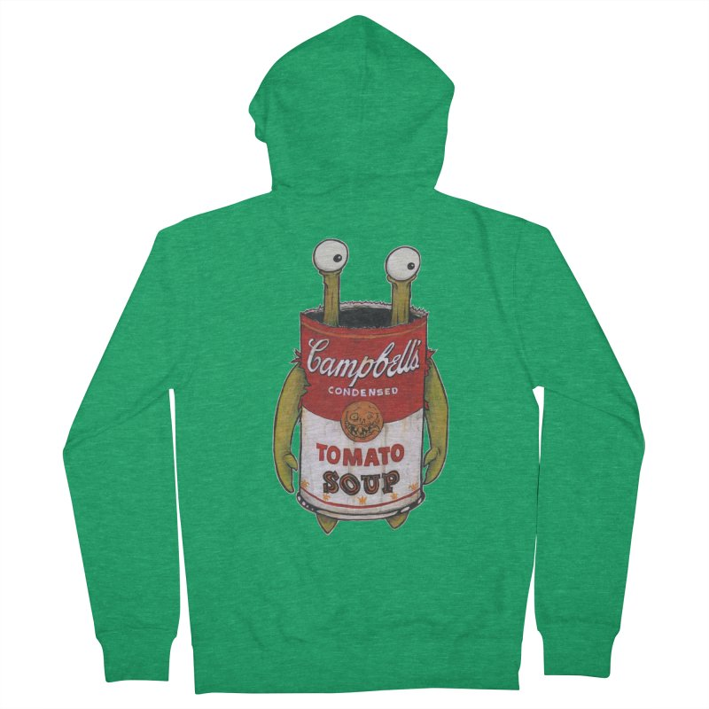 Andy Women's Zip-Up Hoody by Tail Jar's Artist Shop