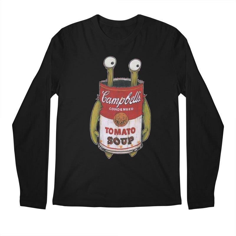 Andy Men's Regular Longsleeve T-Shirt by Tail Jar's Artist Shop
