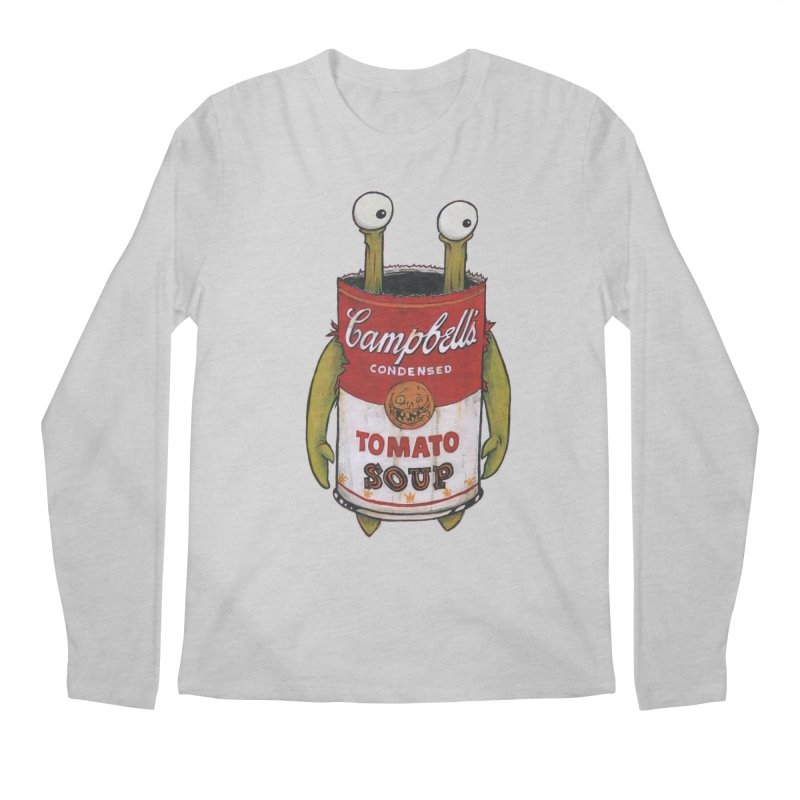 Andy Men's Regular Longsleeve T-Shirt by Tail Jar's Artist Shop