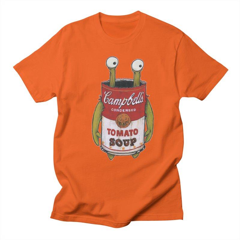 Andy Women's Regular Unisex T-Shirt by Tail Jar's Artist Shop