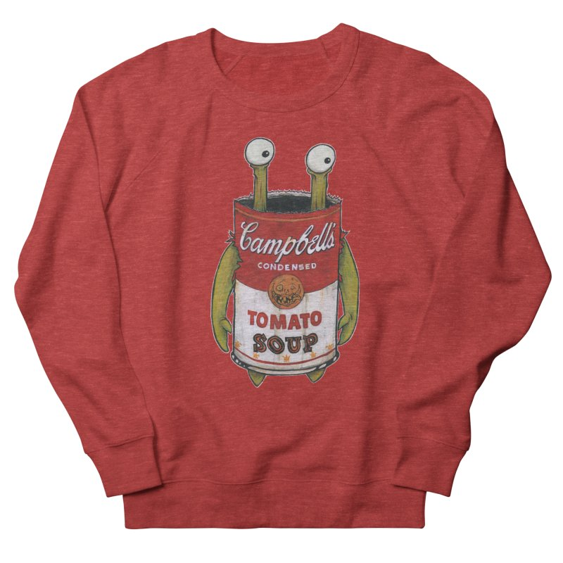 Andy Men's French Terry Sweatshirt by Tail Jar's Artist Shop
