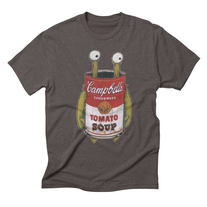 Andy Men's Triblend T-Shirt by Tail Jar's Artist Shop