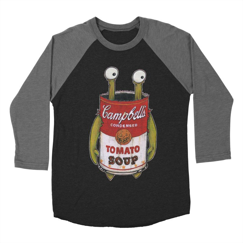 Andy Men's Baseball Triblend Longsleeve T-Shirt by Tail Jar's Artist Shop