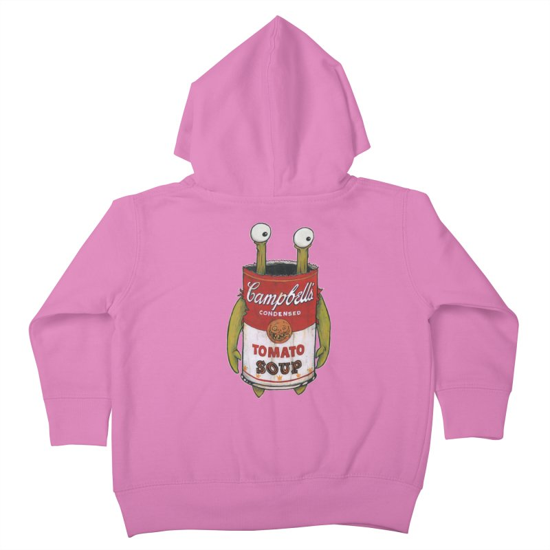 Andy Kids Toddler Zip-Up Hoody by Tail Jar's Artist Shop