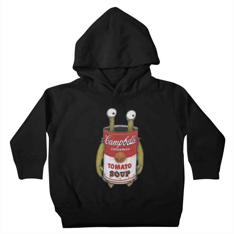 Andy Kids Toddler Pullover Hoody by Tail Jar's Artist Shop