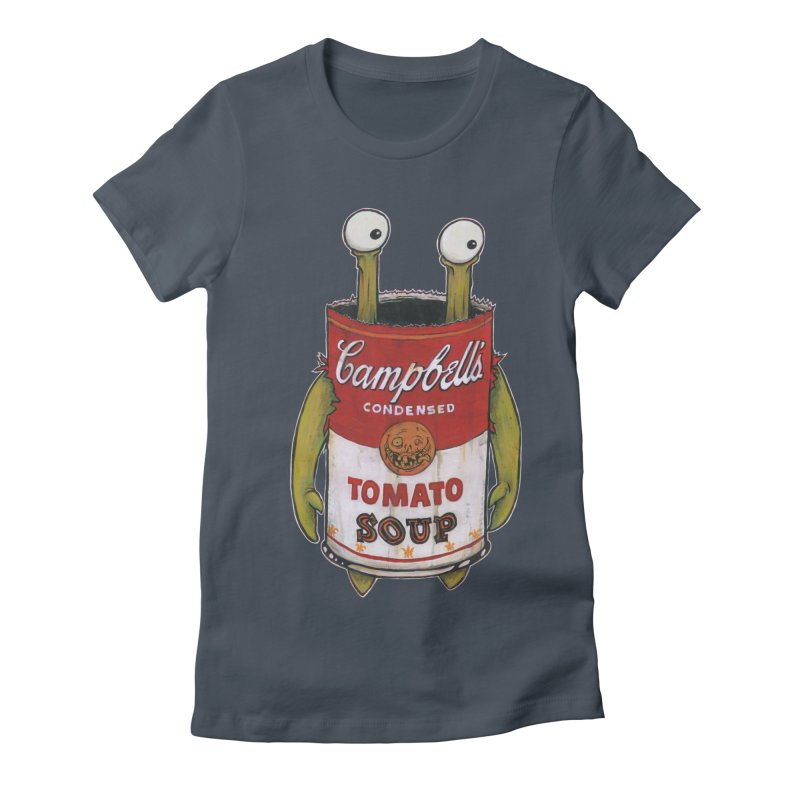 Andy Women's T-Shirt by Tail Jar's Artist Shop