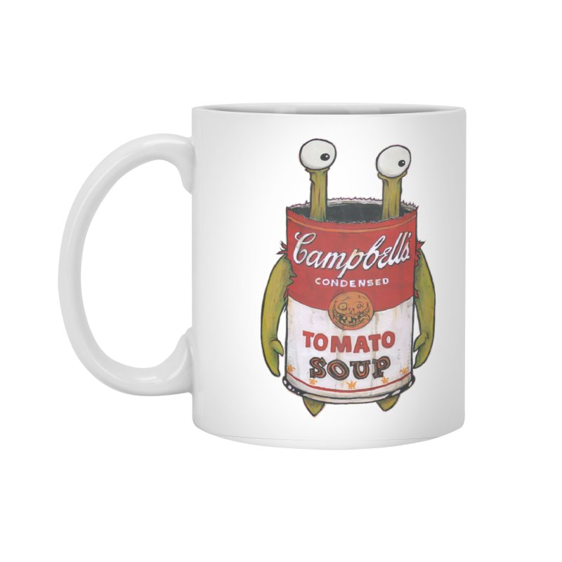 Andy Accessories Standard Mug by Tail Jar's Artist Shop