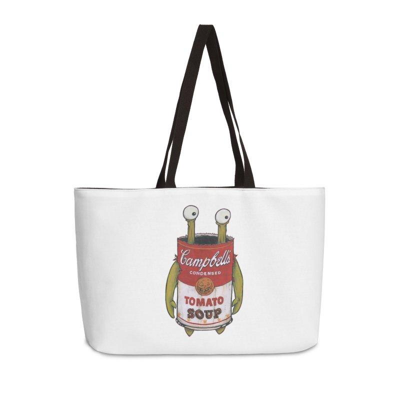 Andy Accessories Weekender Bag Bag by Tail Jar's Artist Shop