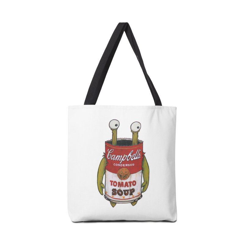 Andy Accessories Tote Bag Bag by Tail Jar's Artist Shop