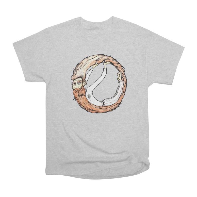 Beardo Men's Heavyweight T-Shirt by Taj Mihelich