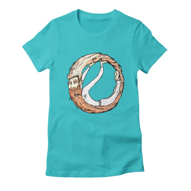 Beardo Women's T-Shirt by Taj Mihelich
