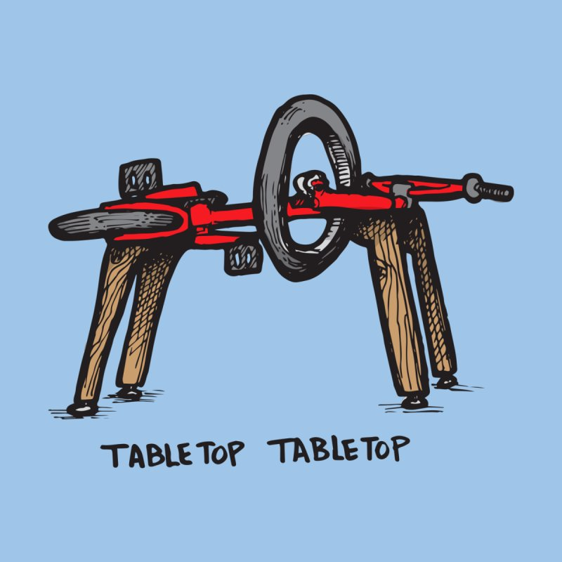 Tabletop Tabletop Men's T-Shirt by Taj Mihelich