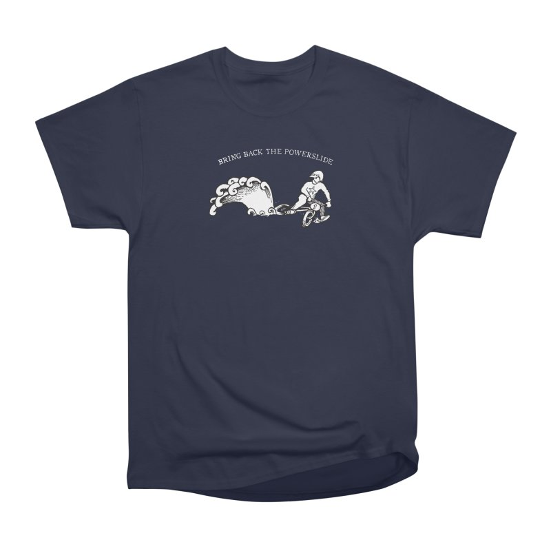 Powerslide Men's T-Shirt by Taj Mihelich