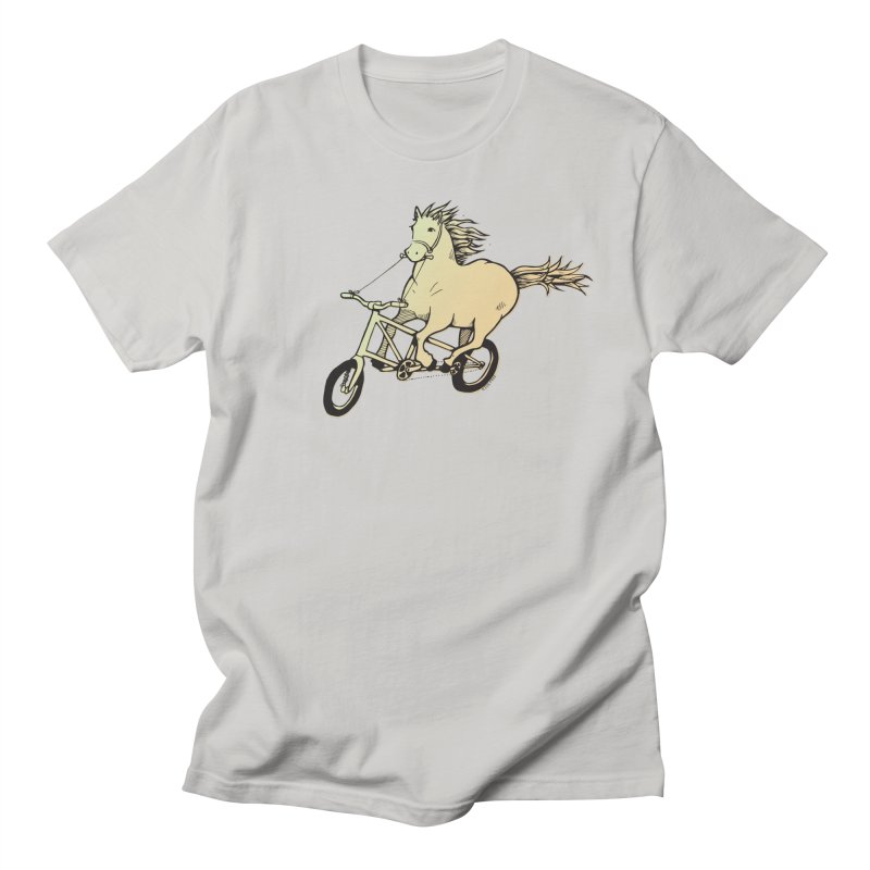 Clopless Pedals Men's T-Shirt by Taj Mihelich